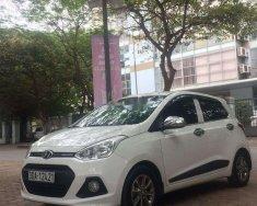 Cần bán gấp Hyundai Grand i10 AT 2014, màu trắng, nhập khẩu   giá 330 triệu tại Hà Nội