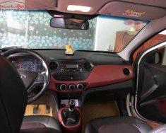 Bán Hyundai Grand i10 sản xuất 2015, màu trắng, nhập khẩu   giá 340 triệu tại Hà Nội