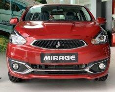 Bán ô tô Mitsubishi Mirage 2019, màu đỏ, nhập khẩu giá 450 triệu tại Đà Nẵng