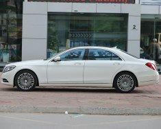Mercedes S400L sản xuất 2017, mầu trắng giá 3 tỷ 350 tr tại Hà Nội