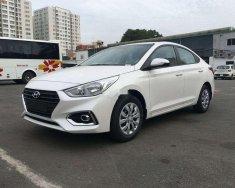 Bán ô tô Hyundai Accent đời 2018, màu trắng giá 450 triệu tại Tp.HCM