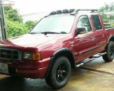 Bán Ford Ranger XLT 4x4 MT 2001, màu đỏ giá 121 triệu tại Gia Lai