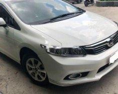 Bán Honda Civic năm 2013, màu trắng, đã đi 59.000km  giá 550 triệu tại Tp.HCM