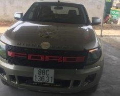 Bán Ford Ranger XLS 2.2L 4x2 MT 2015, màu vàng, xe nhập giá 470 triệu tại Vĩnh Phúc