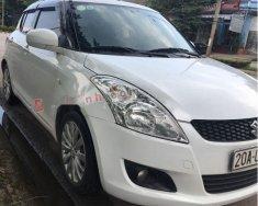 Bán Suzuki Swift 1.4 AT đời 2013, màu trắng  giá 395 triệu tại Hà Nội