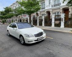 Cần bán xe Mercedes S400 2012, màu trắng giá 1 tỷ 468 tr tại Tp.HCM