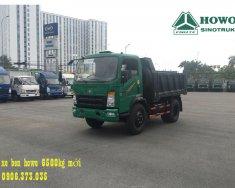Bán xe ben Howo 6,5 tấn thùng 5 khối đời 2019 giá rẻ chất lượng giá 430 triệu tại Tp.HCM