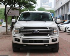 Bán Ford F 150 Limited đời 2020, màu trắng, nhập khẩu nguyên chiếc giá 4 tỷ 150 tr tại Hà Nội