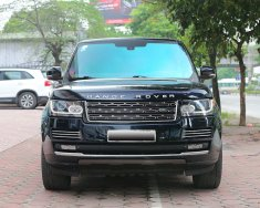 Cần bán xe LandRover Range Rover Autobiography 5.0 sản xuất 2013, màu xanh lam, nhập khẩu giá 4 tỷ 490 tr tại Hà Nội
