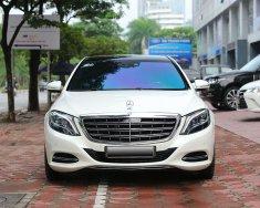 Bán ô tô Mercedes Maybach S400 2016, màu trắng, chạy hơn 2 vạn giá 5 tỷ 550 tr tại Hà Nội