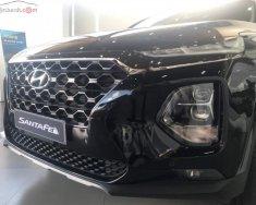 Cần bán xe Hyundai Santa Fe 2.2L HTRAC đời 2019, màu đen giá 1 tỷ 230 tr tại Lâm Đồng