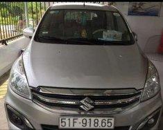 Bán Suzuki Ertiga 2016, màu bạc, nhập khẩu, đang hoạt động tốt giá 450 triệu tại Tp.HCM