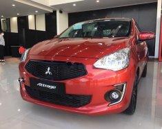 Bán xe Mitsubishi Attrage năm 2019, màu đỏ, xe nhập giá 390 triệu tại Cần Thơ