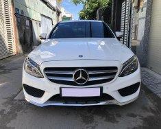 Bán xe Mercedes C300 2018, màu trắng giá 1 tỷ 690 tr tại Tp.HCM