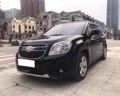 Cần bán Chevrolet Orlando 2014, màu đen giá 387 triệu tại Tp.HCM