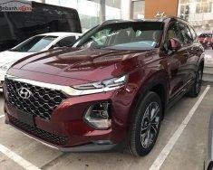 Cần bán xe Hyundai Santa Fe Premium 2.4L sản xuất 2019, màu đỏ giá 1 tỷ 230 tr tại Lâm Đồng
