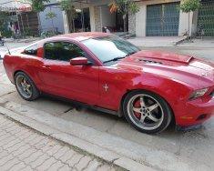 Bán Ford Mustang 3.7L sản xuất 2011, màu đỏ, nhập khẩu giá 1 tỷ 50 tr tại Hà Nội