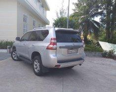 Bán xe Toyota Land Cruiser Prado sản xuất 2014, màu bạc giá 150 triệu tại Đà Nẵng