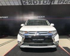 Bán xe Mitsubishi Outlander đời 2019, màu trắng giá 1 tỷ 49 tr tại Tp.HCM