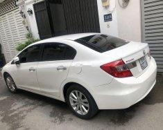 Chính chủ bán Honda Civic sản xuất 2014, màu trắng giá 580 triệu tại Tp.HCM