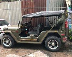 Jeep lùn A2 1980, màu xanh lục cực đẹp, đầy đủ đồ chơi  giá 240 triệu tại Tp.HCM