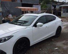 Bán Mazda 3 2016, màu trắng, nhập khẩu   giá 550 triệu tại Bạc Liêu