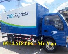 Xe tải JAC 2T4 máy ISUZU 2.8L, thùng dài 4m3 giá cực tốt giá 380 triệu tại Tp.HCM