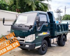 Bán xe ben Thaco Forland FD250 - thùng 2,1 khối - tải trọng 2,49 tấn - 2019 - hỗ trợ trả góp giá 304 triệu tại Tp.HCM