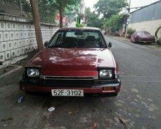Bán Honda Accord 1987, màu đỏ, nhập khẩu giá 57 triệu tại Tp.HCM