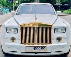 Bán Rolls-Royce Phantom Phantom EWB SX 2009, màu trắng mạ vàng, biển 9999 giá 13 tỷ 500 tr tại Tp.HCM