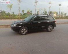 Bán Hyundai Santa Fe năm 2004, màu đen, nhập khẩu nguyên chiếc  giá 295 triệu tại Hà Nội