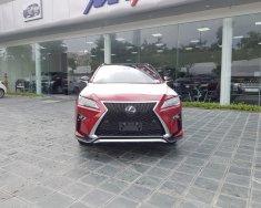 Bán xe Lexus RX 350 Fsport 2019, màu đỏ, nhập Mỹ LH 0945.39.2468 Ms Hương giá 4 tỷ 950 tr tại Hà Nội