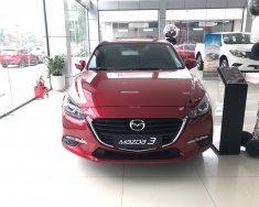 Cần bán xe Mazda 3 AT 2019, màu đỏ giá 669 triệu tại Hà Nội
