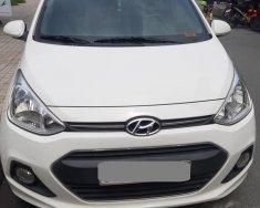 Cần bán gấp Hyundai i10 số sàn đời 2017, màu trắng, chính chủ, giá 337tr giá 337 triệu tại Tp.HCM