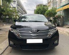 Bán xe Toyota Venza 2.7 AT đời 2010, màu đen, nhập khẩu chính hãng, còn mới giá 695 triệu tại Tp.HCM