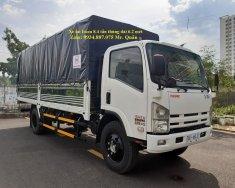 Bán xe tải Isuzu VM 8T4 thùng dài 6m2, trả trước 30% nhận xe ngay giá 760 triệu tại Tp.HCM