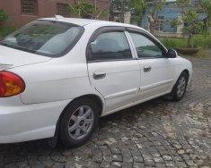 Gia đình đổi xe mới bán Kia Spectra năm sản xuất 2003, màu trắng giá 115 triệu tại Đà Nẵng