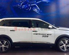 Bán Peugeot 5008 sản xuất 2019, màu trắng, nhập khẩu giá 1 tỷ 349 tr tại Thái Nguyên