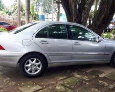 Cần bán xe Mercedes C class 2004, màu bạc giá 210 triệu tại Tp.HCM