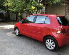 Cần bán Toyota Yaris 1.5 AT sản xuất 2011, màu đỏ, xe nhập giá 375 triệu tại Hà Nội
