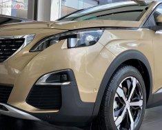 Bán ô tô Peugeot 3008 1.6 AT năm 2019, màu vàng giá 1 tỷ 199 tr tại Tp.HCM