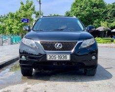 Cần bán gấp Lexus RX350 đời 2009, màu đen, nhập khẩu giá 1 tỷ 340 tr tại Hà Nội