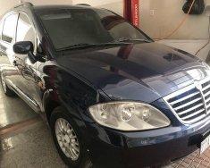 Bán xe cũ Ssangyong Stavic đời 2007, xe nhập giá 220 triệu tại Bình Định