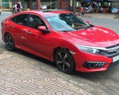 Cần bán Honda Civic năm 2016, màu đỏ, xe gia đình giá 750 triệu tại Đắk Lắk