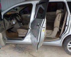 Cần bán gấp Suzuki Ertiga 2015, màu bạc xe gia đình giá 400 triệu tại Bắc Giang