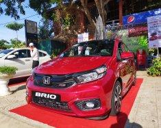 Bán Honda Brio 2019 màu đỏ tại Quảng Bình, xe nhập khẩu nguyên chiếc, có sẵn giao ngay, liên hệ 0931373377 giá 445 triệu tại Quảng Bình
