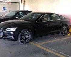 Cần bán Audi A5 đời 2017, màu đen, nhập khẩu nguyên chiếc đã đi 11000km giá 2 tỷ 380 tr tại Hà Nội