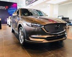 Mazda CX8 Hoàn Toàn Mới - Tặng ngay quà tặng lên đến 50 TRỆU giá 1 tỷ 179 tr tại Hà Nội