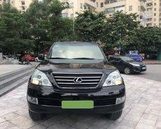 Cần bán Lexus GX470 đời 2008, màu đen, nhập khẩu nguyên chiếc giá 1 tỷ 250 tr tại Hà Nội