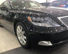 Bán xe Lexus LS LS 600hl năm sản xuất 2008, màu đen, nhập khẩu nguyên chiếc giá 1 tỷ 850 tr tại Tp.HCM